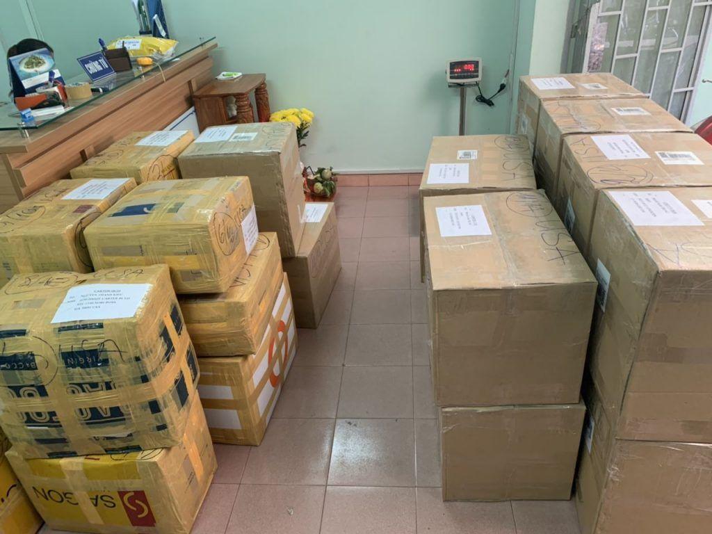 Dịch vụ gửi hàng đi Belize
