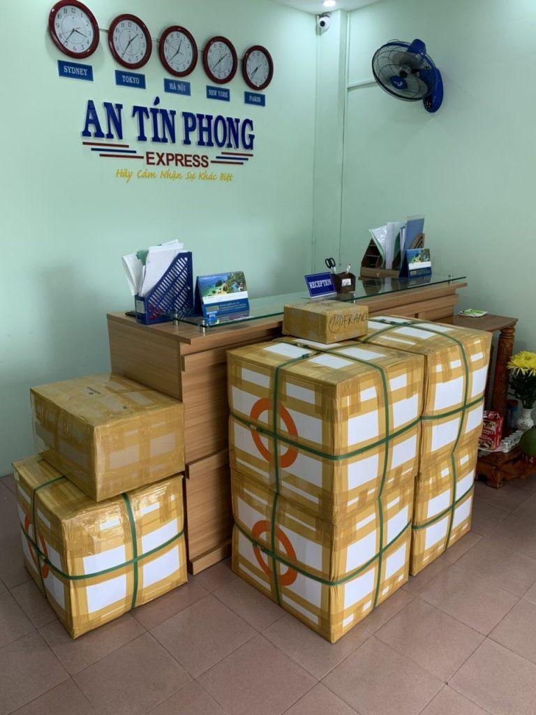 Dịch vụ gửi hàng đi Cộng Hòa Dominican