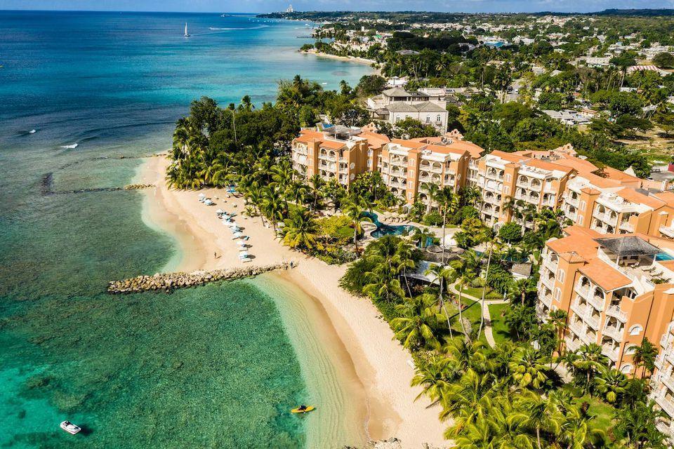 Gửi hàng đi Barbados