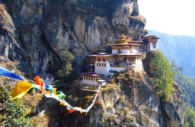 Gửi hàng đi Bhutan