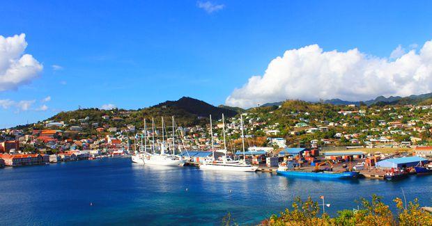 Gửi hàng đi Grenada