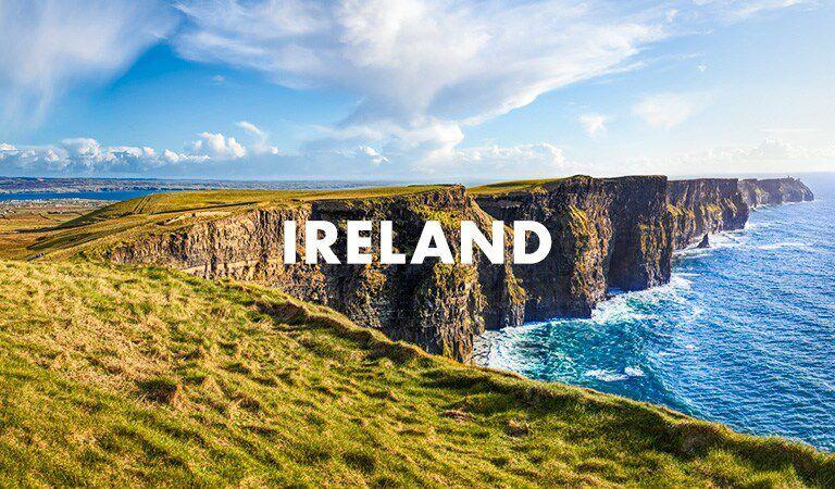 Gửi hàng đi Ireland