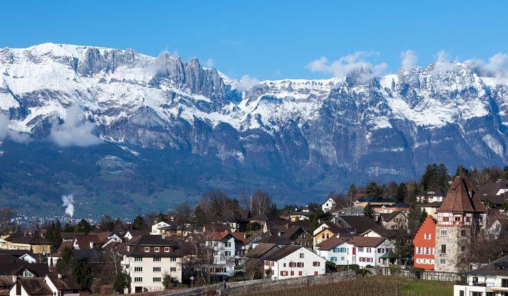 Gửi hàng đi Liechtenstein