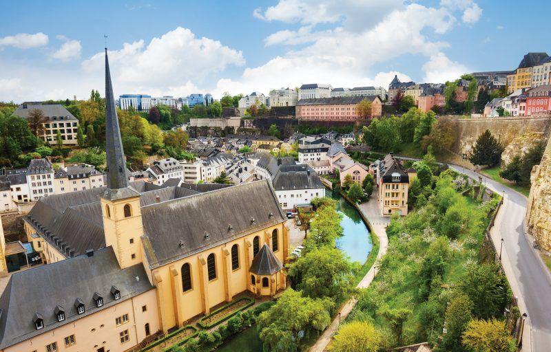 Gửi hàng đi Luxembourg