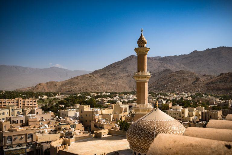 Gửi hàng đi Oman