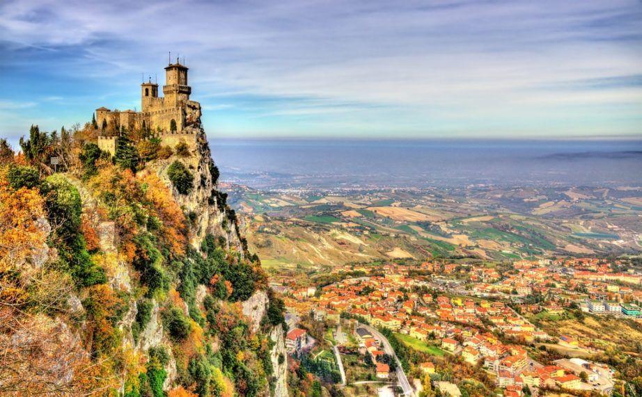 Gửi hàng đi San Marino