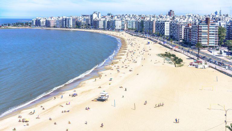 Gửi hàng đi Uruguay