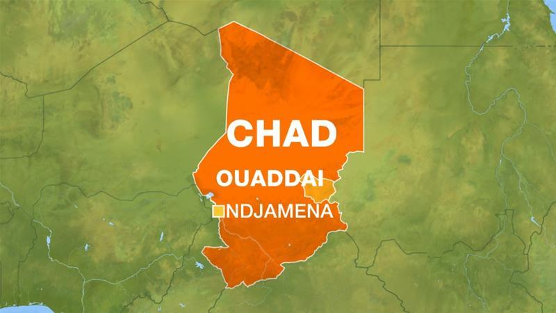 Chuyển phát nhanh đi Chad