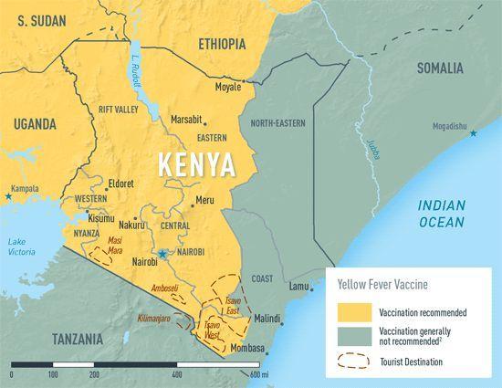 Chuyển phát nhanh đi Kenya