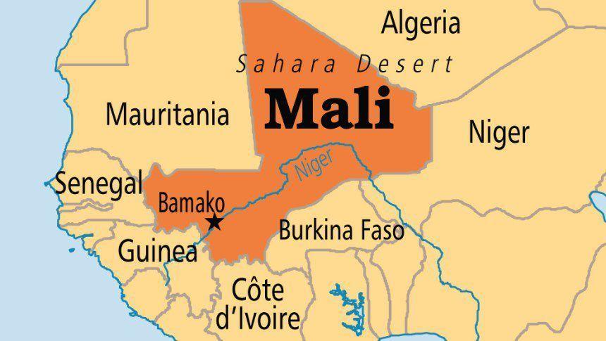 Chuyển phát nhanh đi Mali