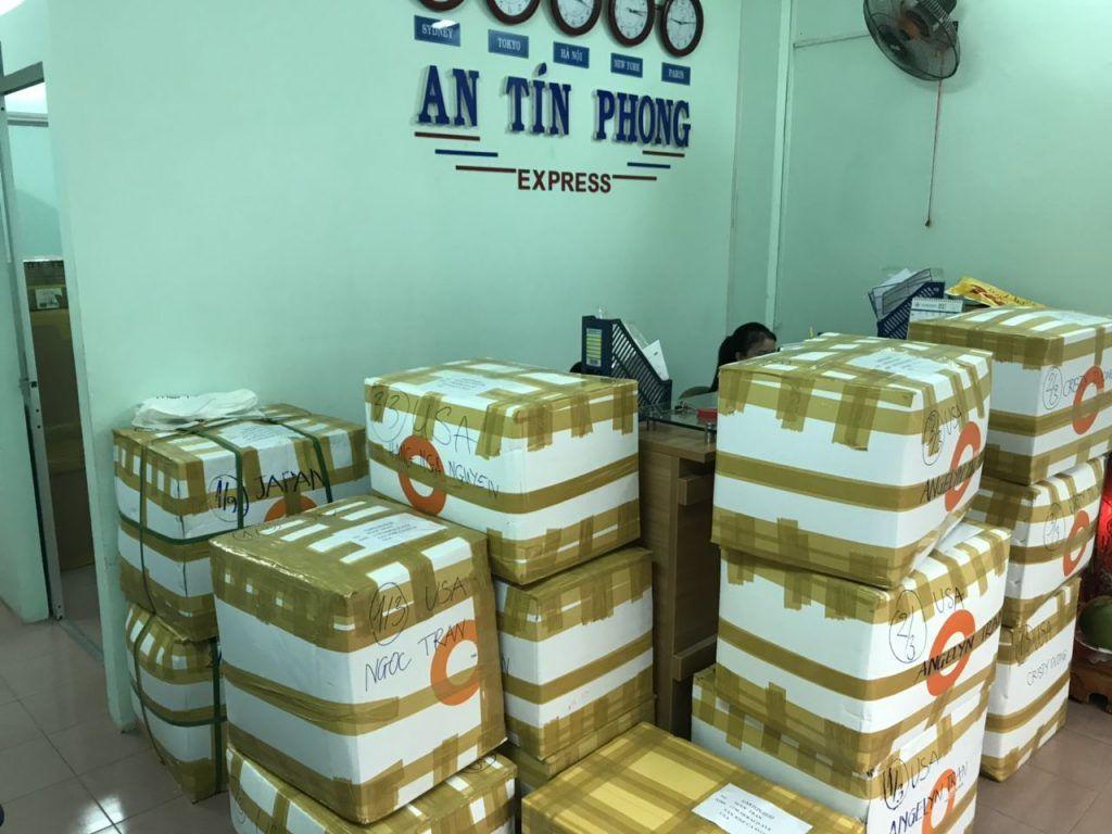 Dịch vụ gửi hàng đi Cuba