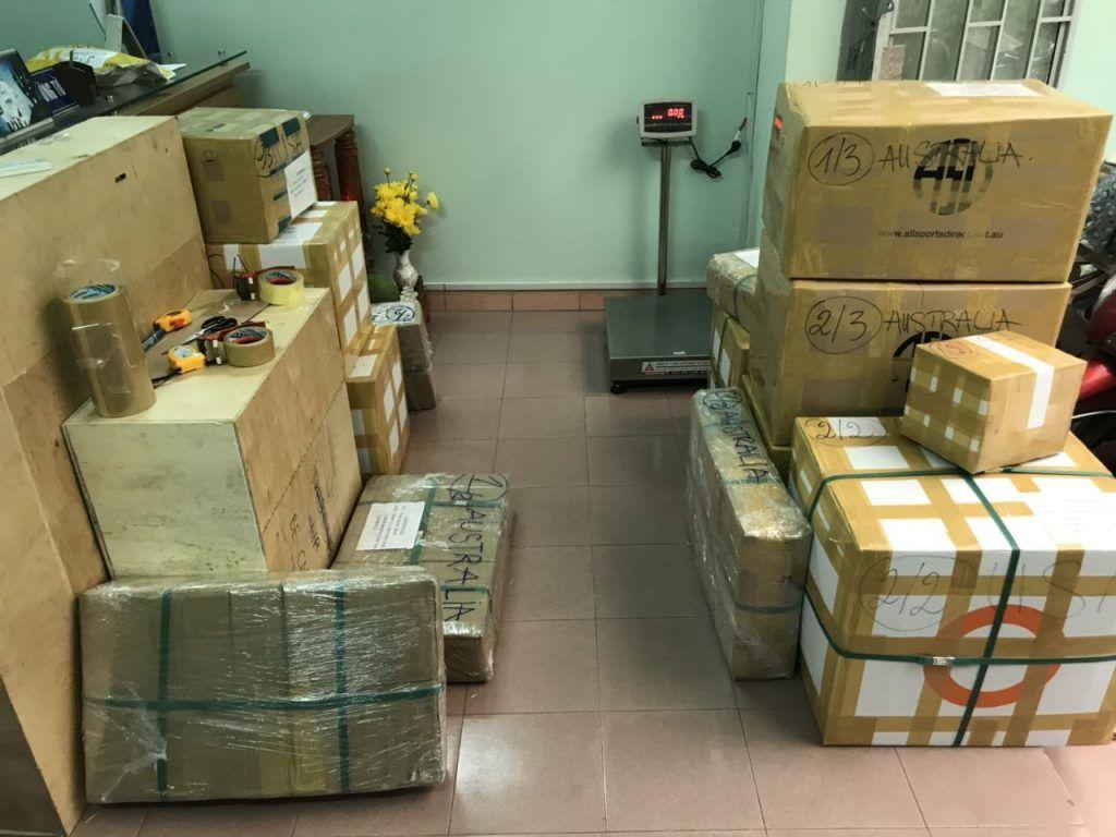 Dịch vụ gửi hàng đi El Salvador
