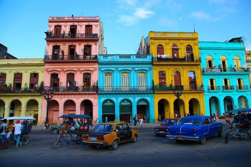 Gửi hàng đi Cuba