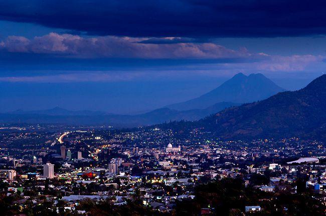 Gửi hàng đi El Salvador