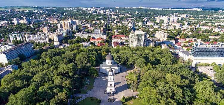 Gửi hàng đi Moldova