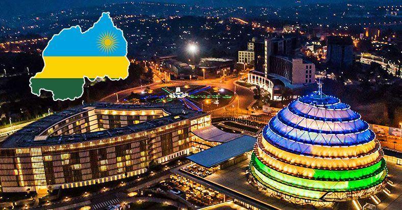 Chuyển phát nhanh đi Rwanda
