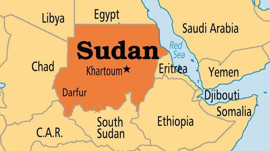 Chuyển phát nhanh đi Sudan