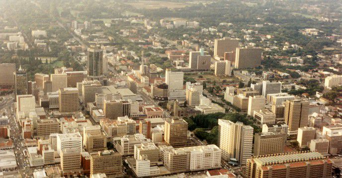 Chuyển phát nhanh đi Zimbabwe