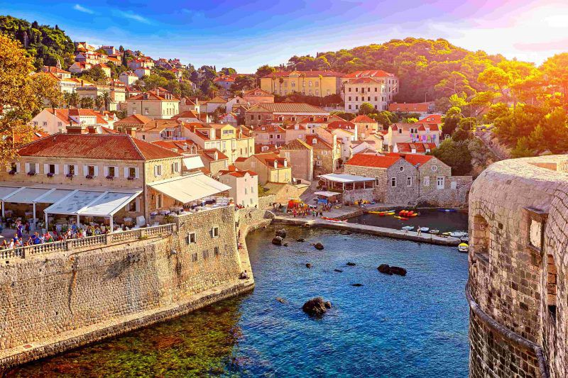 Dịch vụ gửi hàng đi Croatia