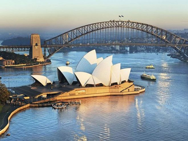 Đôi nét về Úc