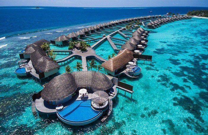 Gửi hàng đi Maldives