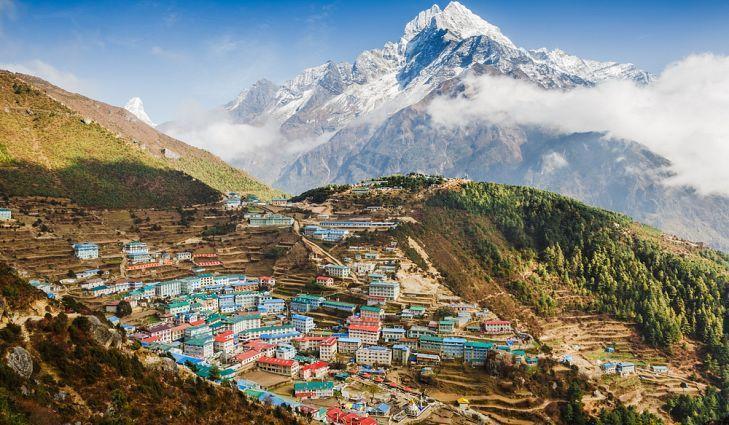 Gửi hàng đi Nepal