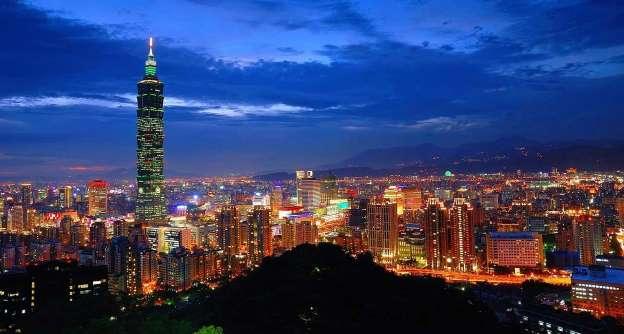 Vận chuyển hàng hóa đến Đài Loan