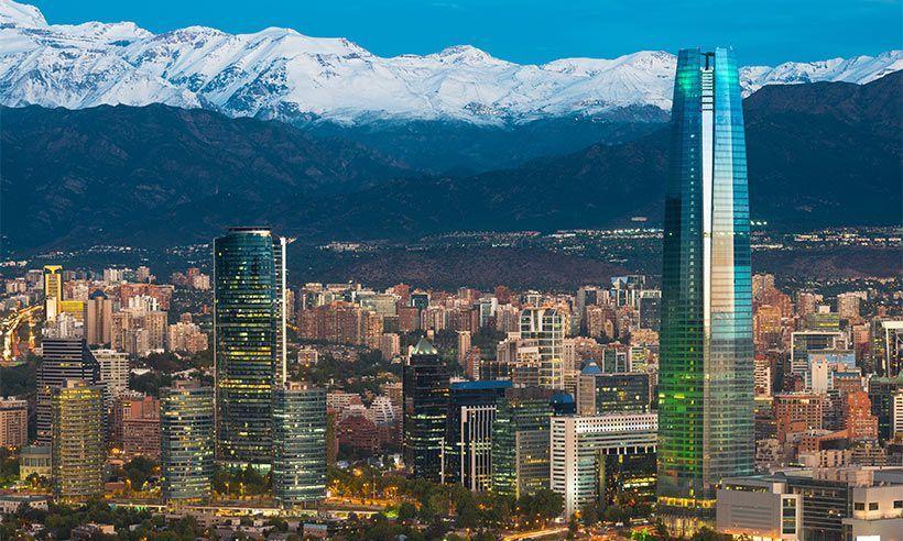 Vận chuyển hàng hóa đi Chile