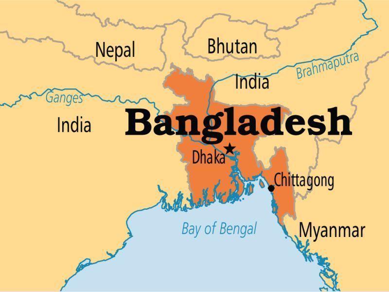 Chuyển phát nhanh đi Bangladesh