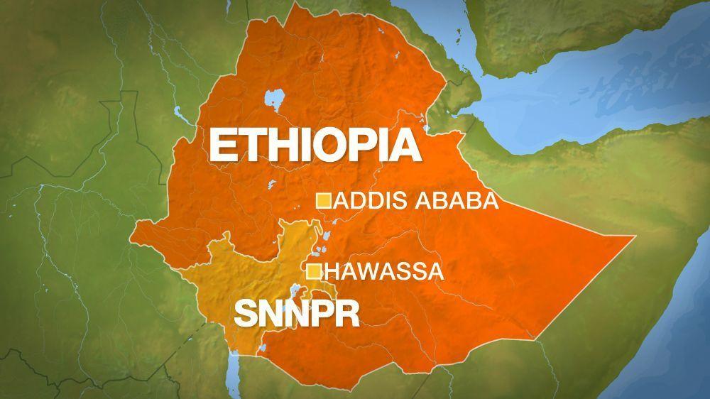 Chuyển phát nhanh đi Ethiopia