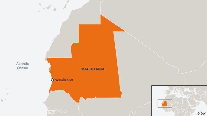 Chuyển phát nhanh đi Mauritania