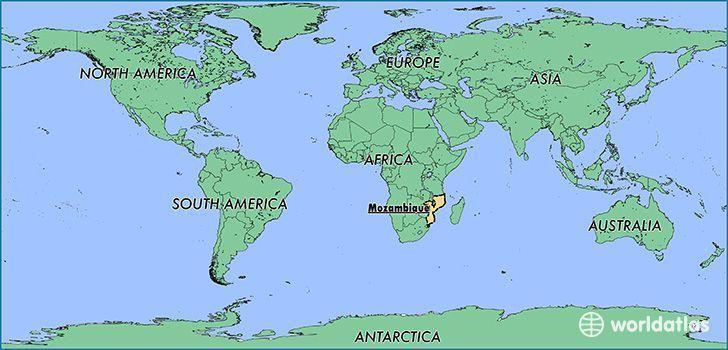 Chuyển phát nhanh đi Mozambique