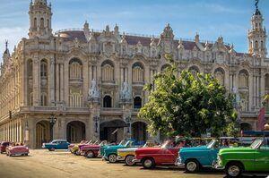 Nhận vận chuyển hàng đi Cuba