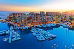 Nhận chuyển hàng đi Monaco