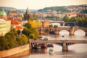Vận chuyển hàng hóa đi Cộng Hòa Séc
