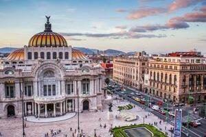 Vận chuyển hàng hóa đi Mexico
