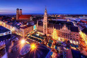 Gửi hàng đi Đức bằng đường hàng không