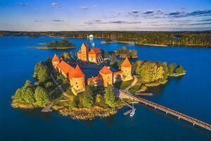 Nhận chuyển hàng đi Lithuania