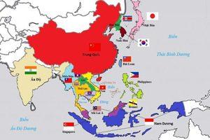 Gửi hàng đi các nước châu Á