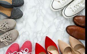 Gửi giày dép đi Canada