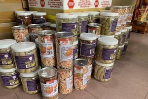 Gửi thực phẩm đi Đài Loan