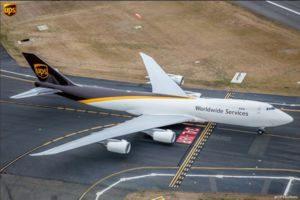 Gửi hàng đi Canada bằng đường hàng không