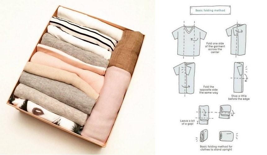 Mẹo tiết kiệm chi phí khi gửi quần áo đi nước ngoài