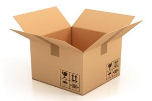 Đóng gói hàng hóa gửi đi nước ngoài với thùng carton
